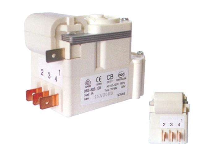 ac110/120v 5a 冰箱除霜定时器-东元