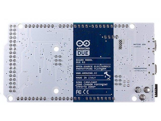 arduino due 2012 r3 微控制板(32位arm核心)