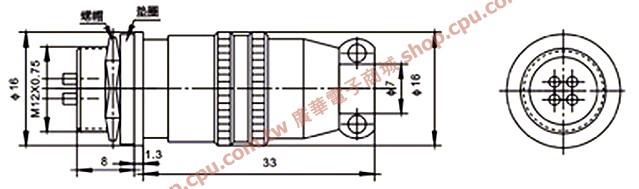 电路 电路图 电子 工程图 平面图 原理图 639_189